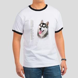 Siberian Husky Ringer T