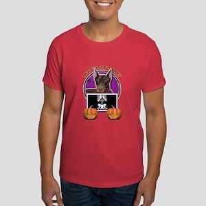 Just a Lil Spooky Dobie Dark T-Shirt