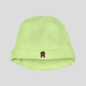 Just a Lil Spooky Dobie baby hat