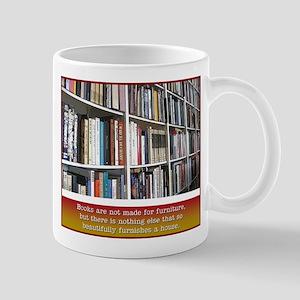 Book shelves Mug