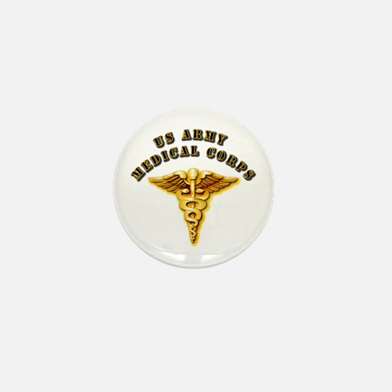 Army - Medical Corps Mini Button
