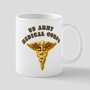 Army - Medical Corps Mug