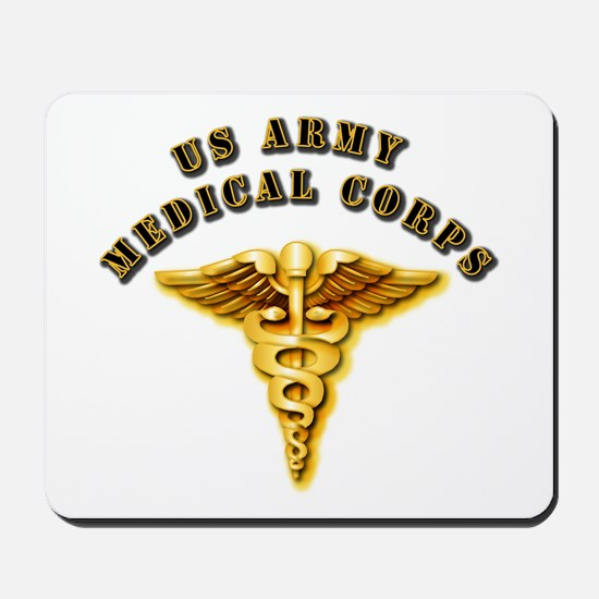 Army - Medical Corps Mousepad