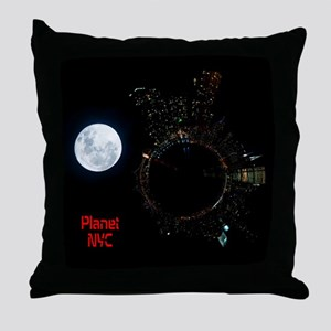clubwear Section Throw Pillow