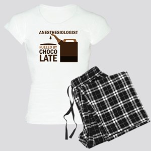 Anesthesiologist Chocoholic Gift Women's Light Paj
