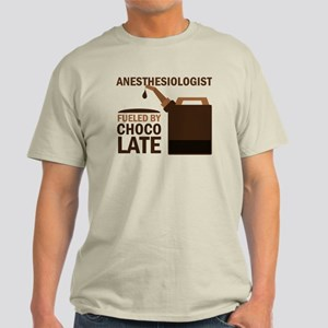 Anesthesiologist Chocoholic Gift Light T-Shirt