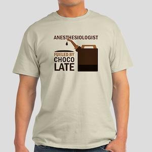 Anesthesiologist Chocoholic Gift Light T-Shirt