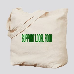 Support Local Food Tote Bag