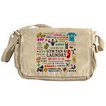 Jersey GTL Messenger Bag