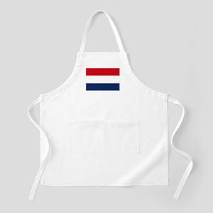Dutch Flag BBQ Apron