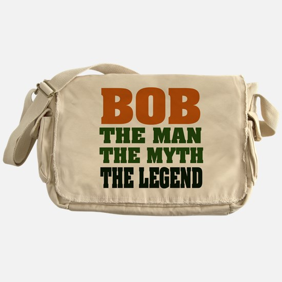 BOB - the Legend Messenger Bag