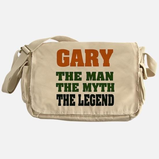 GARY - the Legend Messenger Bag
