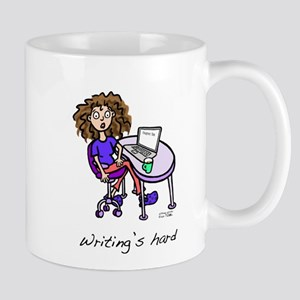 Whiney Writer Mug