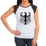 Bundesadler Women's Cap Sleeve T-Shirt