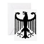 Bundesadler Greeting Cards (Pk of 10)
