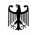 Bundesadler Postcards (Package of 8)