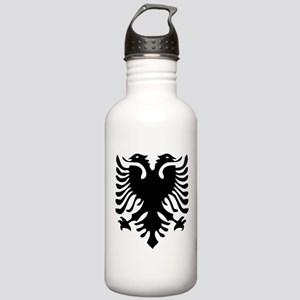 Albanian Eagle Stainless Water Bottle 1.0L