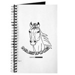 Mustang Plain Horse Journal