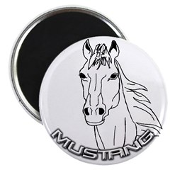 Mustang Plain Horse 2.25