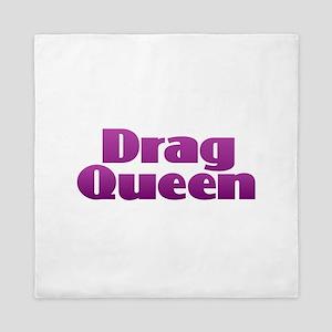 Drag Queen - Purple Queen Duvet