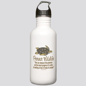 Protect Sea Turtles Stainless Water Bottle 1.0L