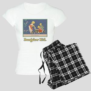 Kitties Women's Light Pajamas
