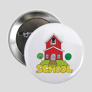 "School House 2.25"" Button"