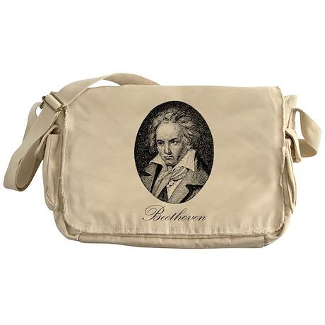 Beethoven Messenger Bag