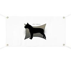 Pit Bull Banner