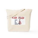 Mark Steven Tote Bag