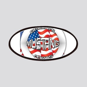 Mustang Original Patches