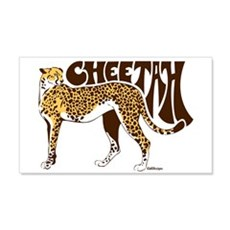 Cheetah Wall Sticker