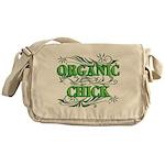 Organic Chick Messenger Bag