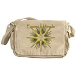 Christian Miracle Messenger Bag