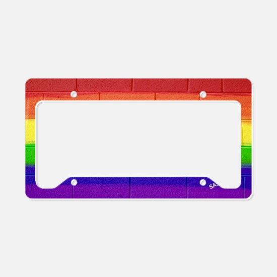 Cute Ally License Plate Holder
