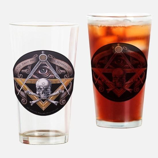 Cute Mason Drinking Glass