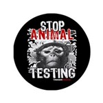 STOP ANIMAL TESTING - 3.5