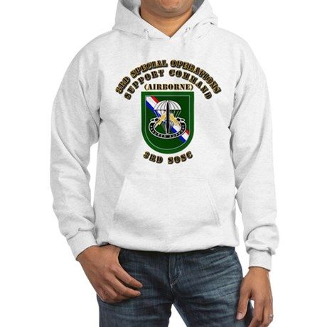 SOF - 3rd SOSC Hooded Sweatshirt