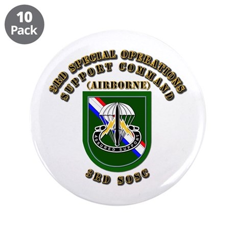 """SOF - 3rd SOSC 3.5"""" Button (10 pack)"""