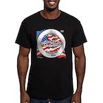 Challenger Classic Men's Fitted T-Shirt (dark)
