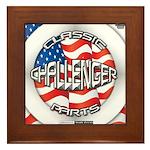 Challenger Classic Framed Tile