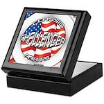 Challenger Classic Keepsake Box