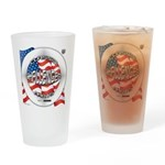 Challenger Classic Drinking Glass