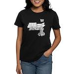 School Girl Women's Dark T-Shirt