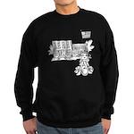 School Girl Sweatshirt (dark)