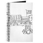 School Girl Journal