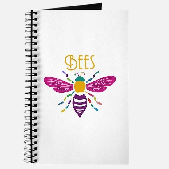 Cute Beekeeping Journal