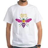 Beekeeping Mens Classic White T-Shirts