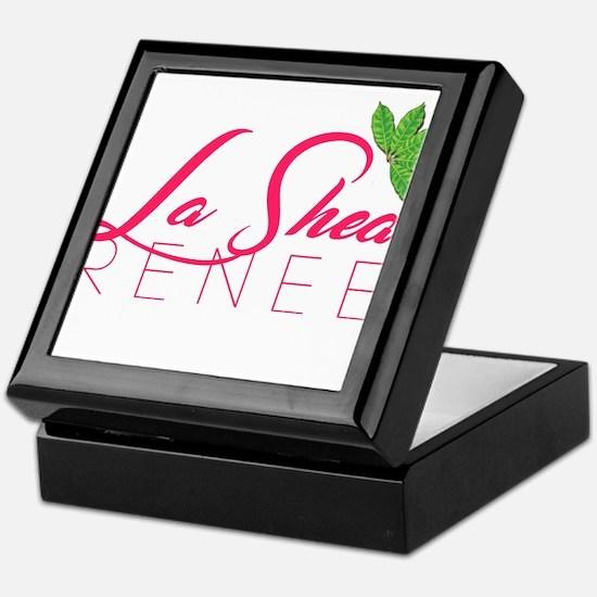 LaSheaRenee.com Keepsake Box
