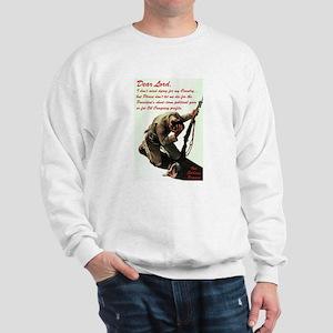 A Soldier's Prayer Sweatshirt